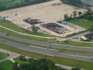 Photo of Bechtel Park and Ride located at HWY 380 and HWY 69 Beaumont, TX