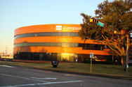 Photo of 3535 Calder Avenue, Compass Bank building, Beaumont, TX